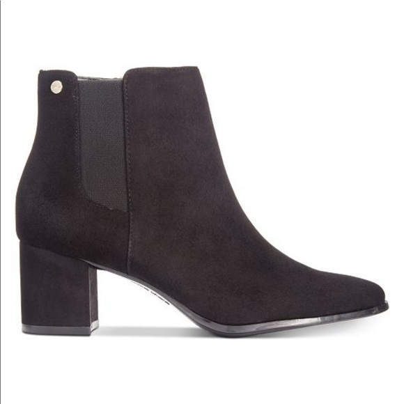 Fisa Suede Ankle Bootie | Poshmark